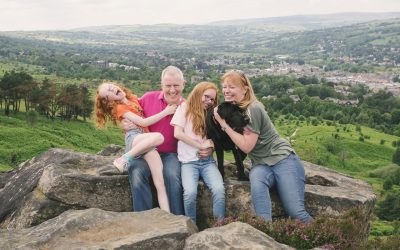 Relaxed Family Photography at The Cow & Calf