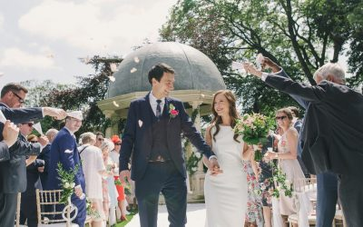 Wedding Photos at Wentbridge House Hotel: Penny & Tarik