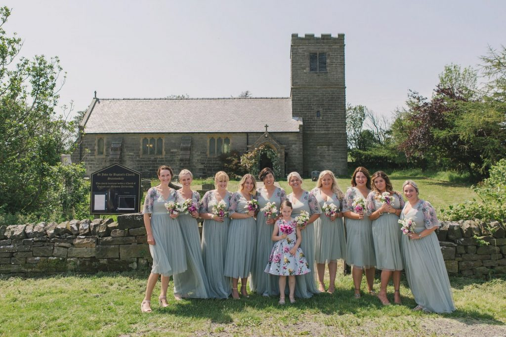 staintondale church wedding