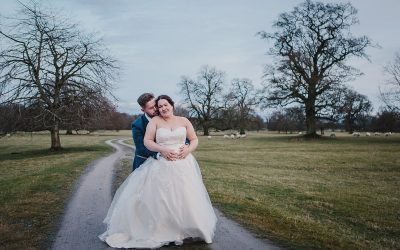 Wedding Photos at Lartington Hall, Barnard Castle: Sophie & John