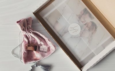 Photography Packaging: Pretty Parcels