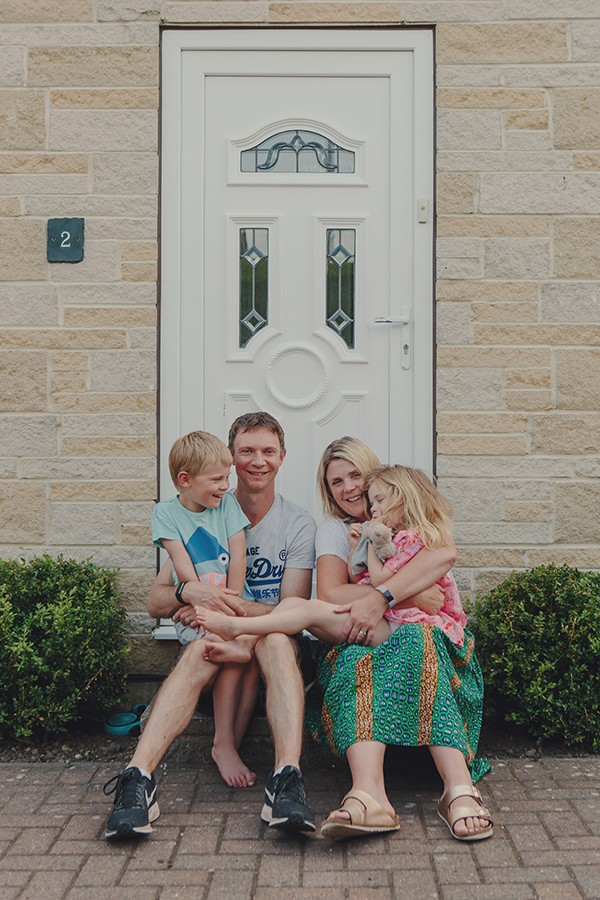 Harrogate Doorstep Portraits Lissa Alexandra Photography